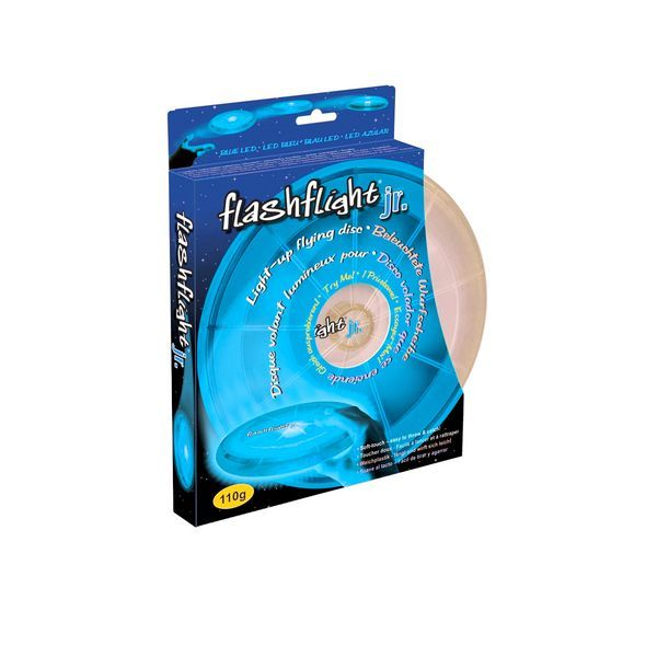 Frisbee Flashlight Mini, Klein, blau (EUR 19,83/100 g)