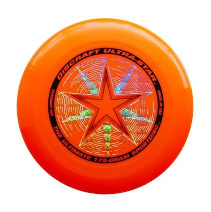Discraft Ultra Star orange Ø 27.5 cm 175 g