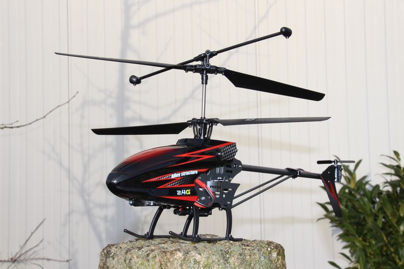 HELICOX 6032 RC-Helicopter/Hubschrauber inkl. Kamera