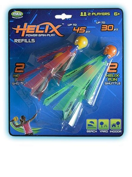 HELIX SPEED-TENNIS -, Refill-Set
