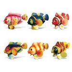 Wackel-Magnete (3D-Motiv) Clownfish/Clown Fish Ocean Life